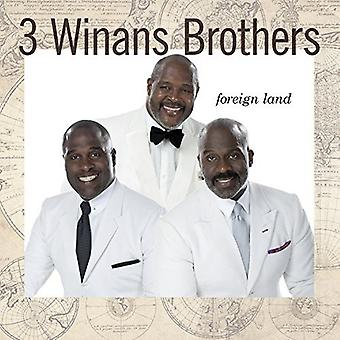 3 Winans Brothers - Foreign Land [CD] USA import
