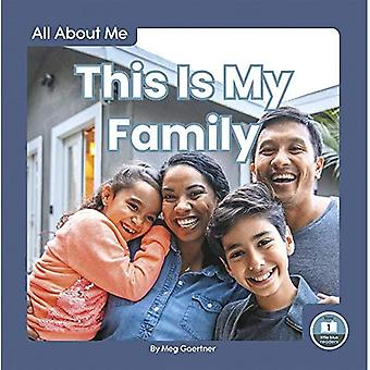 All About Me: This Is My Family