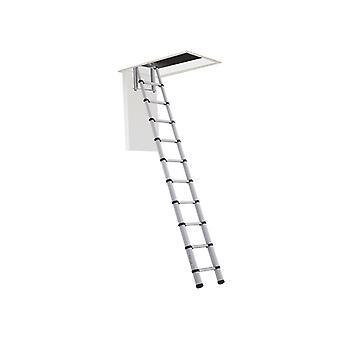 Zarges Loftmaster Telescopic Ladder 2.88m ZARTELOFT288