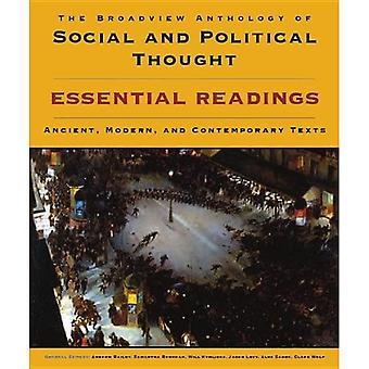 De Broadview bloemlezing van sociale en politieke denken