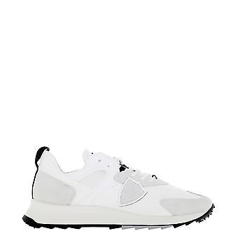 Philippe Model Rlluw006 Men's White Nylon Sneakers
