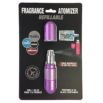Ref. atomizer crystal lovely lavender .25 oz