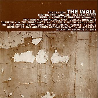 Songs From the Wall: The Play About the Warsaw Ghe - Songs From the Wall: The Play About the Warsaw Ghe [CD] USA import