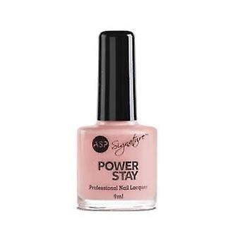 ASP Power Stay Professional Nail Lacquer - Frenchy Pink