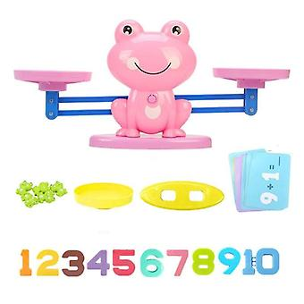 Scale Number Balance Game - Educational Toy
