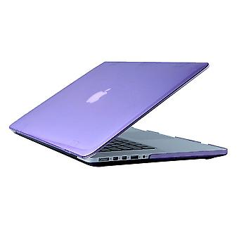 Protective cover case purple carrying case for Apple MacBook Pro 13.3 A1706 & A1708