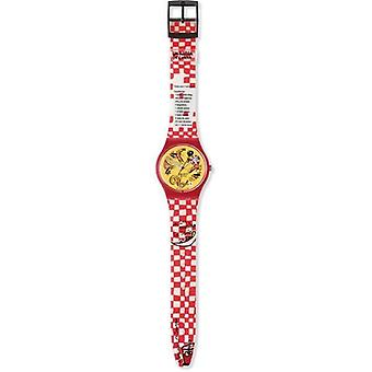 Authentic swatch watch strap for agr141