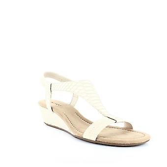 Alfani | Vacanzaa Wedge T-Strap Sandals