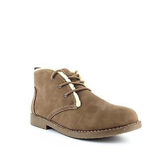 Seven Dials | Mallori Lace-Up Booties