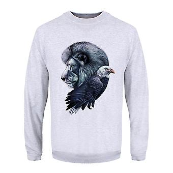 Unorthodox Collective Mens Virtis Duo Sweatshirt