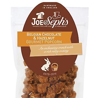 Easter Chocolate & Hazelnut Popcorn