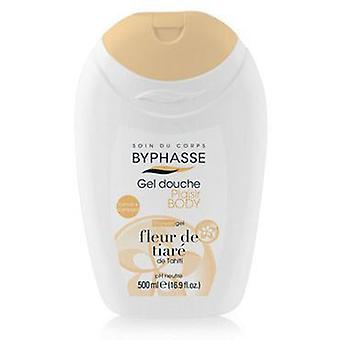 Byphasse Shower Gel Tiare Flower 500 ml