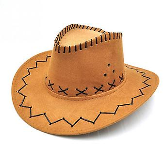 Casual Western Cowboy Sun Hat, Cowgirls Hat