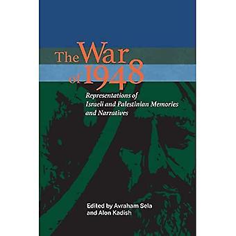 Sota 1948: Israelin ja Palestiinan muistojen ja kertomusten esitykset (Israelin opintokirja)