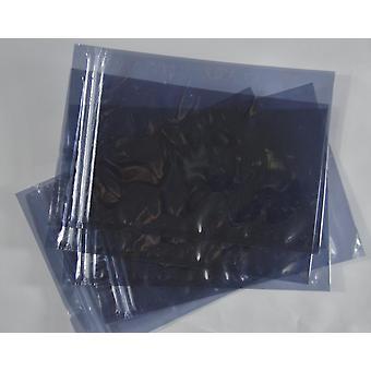 8 X 13cm oder 3,15 X 5,12 Zoll Anti statische Abschirmtaschen Reißverschluss Lock Top