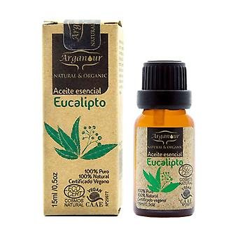 Eucalyptus Essential Oil 15 ml of essential oil