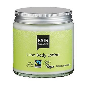 Zero Waste Lime Body Lotion 100 ml