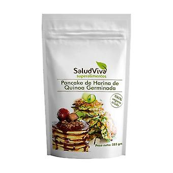 Sprouted Quinoa Flour Pancakes 285 g