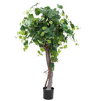 Künstliche Trauben Baum auf Stamm 165cm