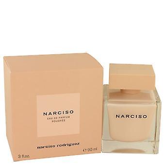 Narciso Poudree Eau De Parfum Spray por Narciso Rodríguez 3 oz Eau De Parfum Spray