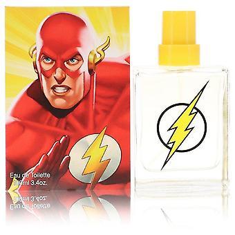 The Flash Eau De Toilette Spray By Marmol & Son 3.4 oz Eau De Toilette Spray
