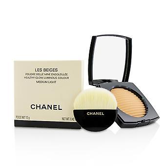 Chanel Les Beiges Healthy Glow Luminous Colour - # Medium Light 12g/0.42oz