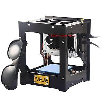 Caixa de gravura a laser USB / Máquina de Gravura a Laser / Impressora a laser Diy Cnc