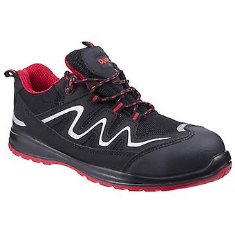 Centek fs312 leather safety trainers mens