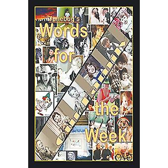 Words for the Week by Junebug - 9781681813745 Book