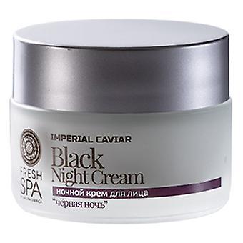 Natura Siberica Keisarillinen Kaviaari Crema de noche rejuvenecedora 50 ml