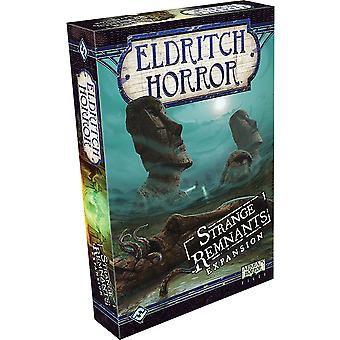 Eldritch Horror Strange Remnants Spel Uitbreiding Bordspel