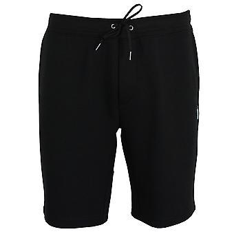 Ralph lauren men's black jogger shorts