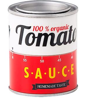 time switch tomato sauce 5.8 cm ABS red