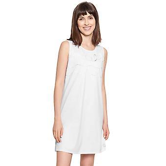 Féraud High Class 3211020-11713 Women's Pearl Blue Cotton Nightdress