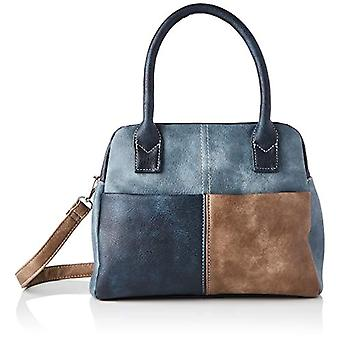 N.V. Bags LUCY Woman MULTI CLASSIC WOMAN BAG, Taupe, One Size