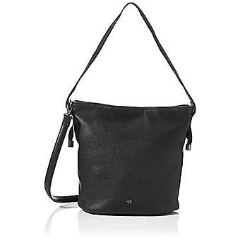 Fritzi aus Preussen Odil Pequeño, Hobo-Shoulder Bag Mujer, Negro, Una Talla
