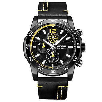 Fashion waterproof sports quartz watch, men's watch