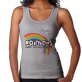 Sindy Rainbows Make Everything Better Women's Vest