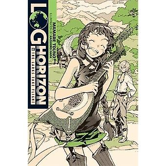 Log Horizon Vol. 8 (lichtroman)