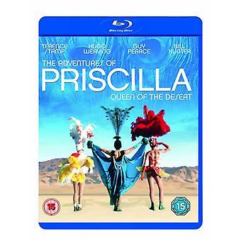 De avonturen van Priscilla Queen Of The Desert Blu-ray