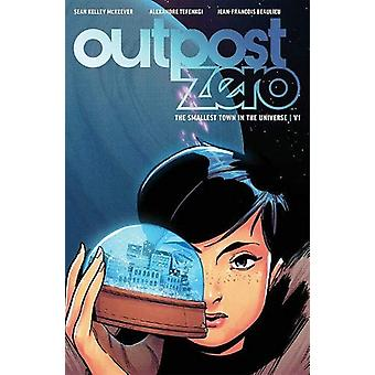Outpost Zero Volume 1 Paperback