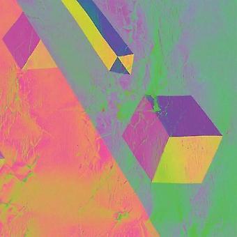 Die Oszillation – Verschwendeter Raum gelb Transparent Vinyl