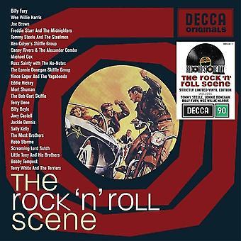 Various - The Rock 'N' Roll Scene Vinyl