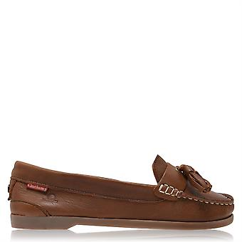 Chatham Womens Arora Boat Shoes Flat Slip On Casual Everyday Footwear