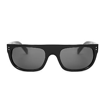 Celine Rectangular Sunglasses CL40101I 01A 56