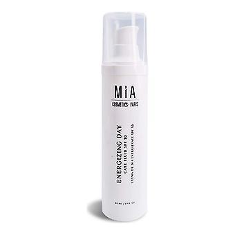 Fuktgivande dagkräm Energigivande Dag Mia Kosmetika Paris SPF 30 (50 ml)