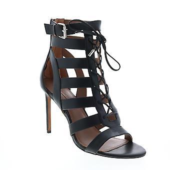 BCBG Max Azria Adult Womens Ebony Dress Calf Strap Heels