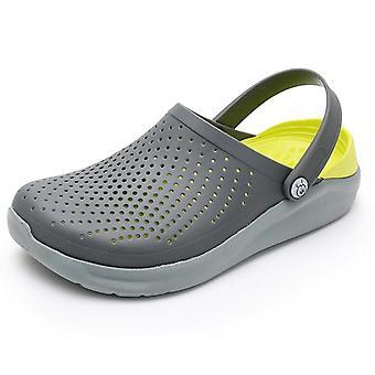 Nieuwe vrouwen zomer sandalen voor strandsporten 2022 vrouwen mannen slip-on schoenen slippers vrouwelijke mannelijke klompen sandalen water muilezels zapatos
