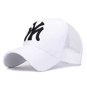 אביב סתיו אופנה בחוץ ספורט נשים בייסבול כובע מכתב שלי רקום