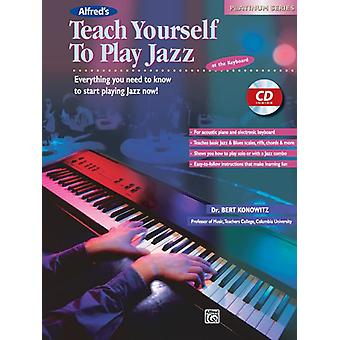 Teach Yourself to Play Jazz. Book and CD